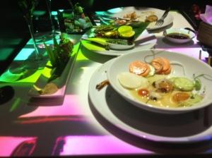 Inamo Restaurant, Soho