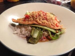 Thai-Style Steamed Fish, BBC Good Food