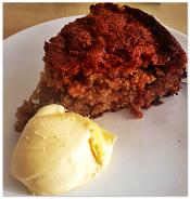 Apple and Cinnamon Cake