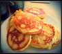 Orange Scotch Pancakes