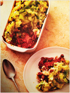 Lightweight Cottage Pie, The Fast Diet Recipe Book
