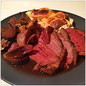 Portion Slow-Roast Beef